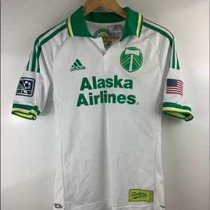 Portland timbers Limited Edition Retro Jersey